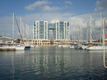 Herzliya Marina Towers, apartment for sale & rent